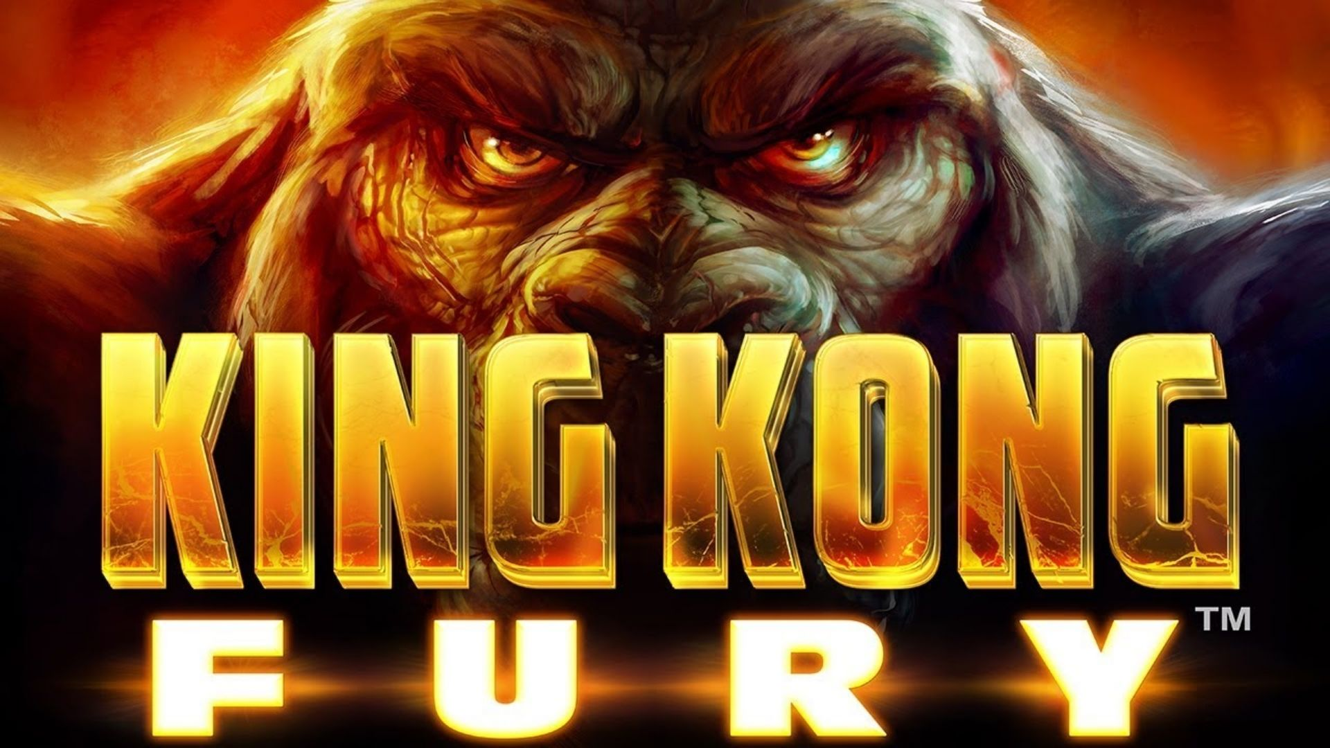 Video Slot Games king kong fury
