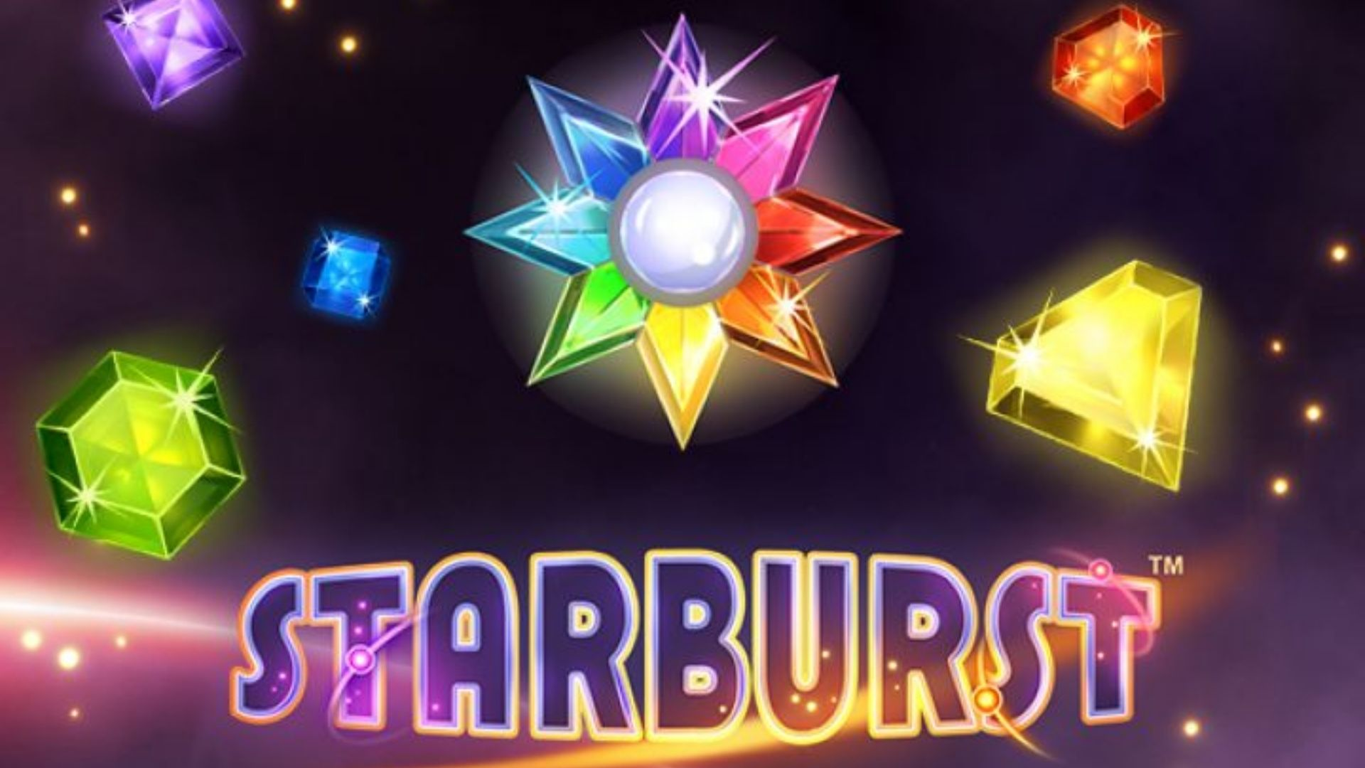 Video Slot Games starburst
